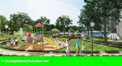 Hình 2: Thanh toán 20% nhận căn hộ The Park Residence