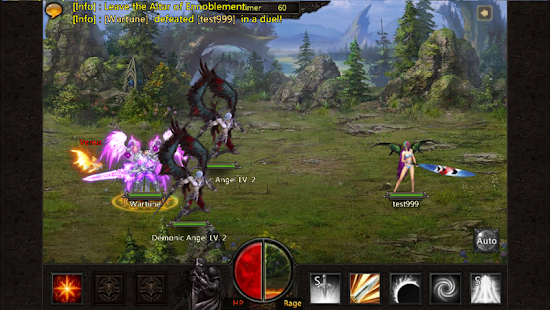 Wartune: Hall of Heroes Screenshot 5
