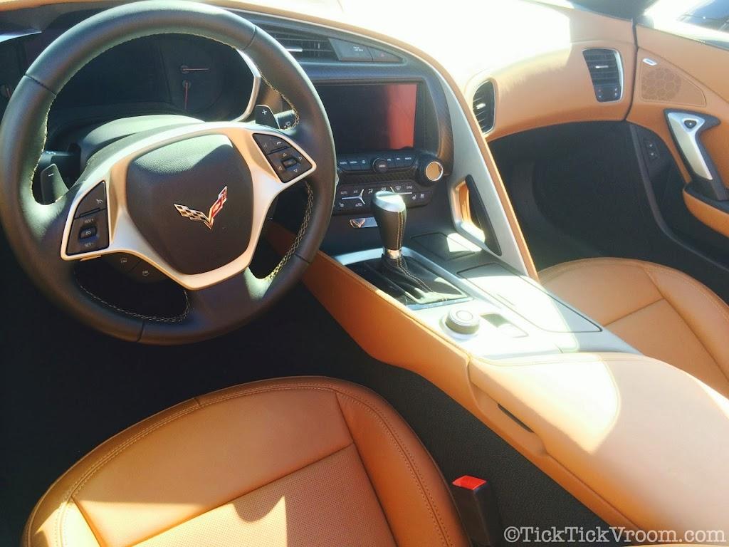 2014 Chevrolet Corvette Stingray 232