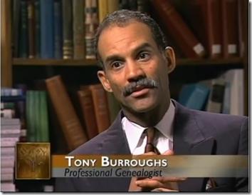 Tony Burroughs