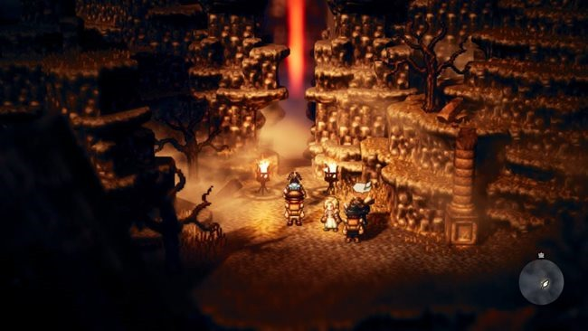 Octopath Traveler ? So schalten Sie den Post-Game Dungeon frei (Guide)