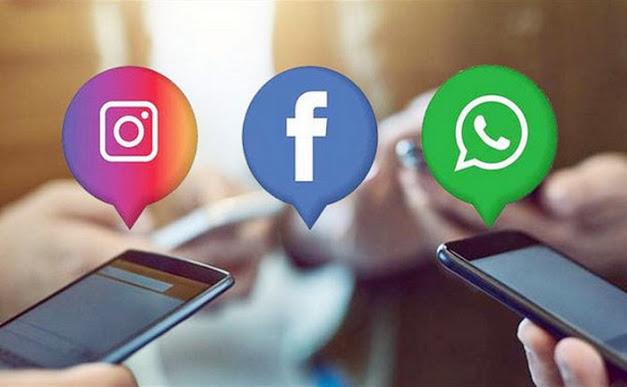 عطل عالمي مفاجئ يصيب فيسبوك و واتساب و إنستغرام و أمازون  و جوجل