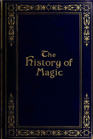Cover of Eliphas Levi's Book The History of Magic
