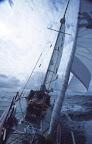 Santa Maria in der Drake Passage zwischen Feuerland und der Antarktis.1999