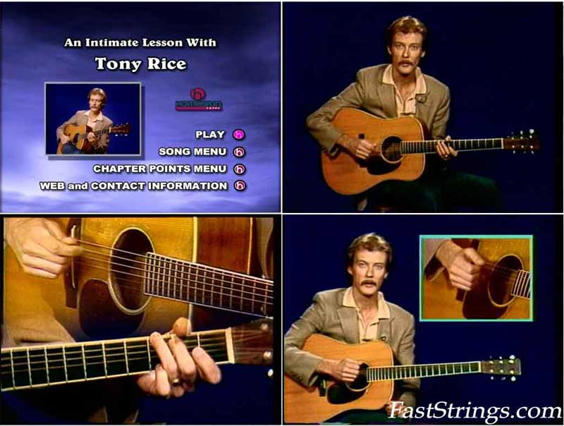 An Intimate Lesson with Tony Rice