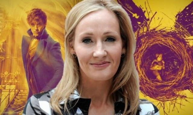 Por que JK Rowling está sempre mudando o cânone de Harry Potter?