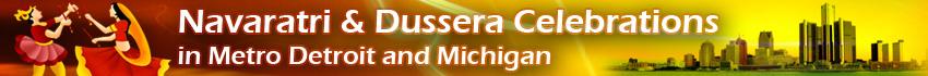 Michigan Navaratri & Dussera Specials 2015