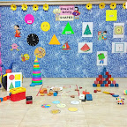 Show and Tell Activity  - Shapes (Playgroup) 13-9-2018