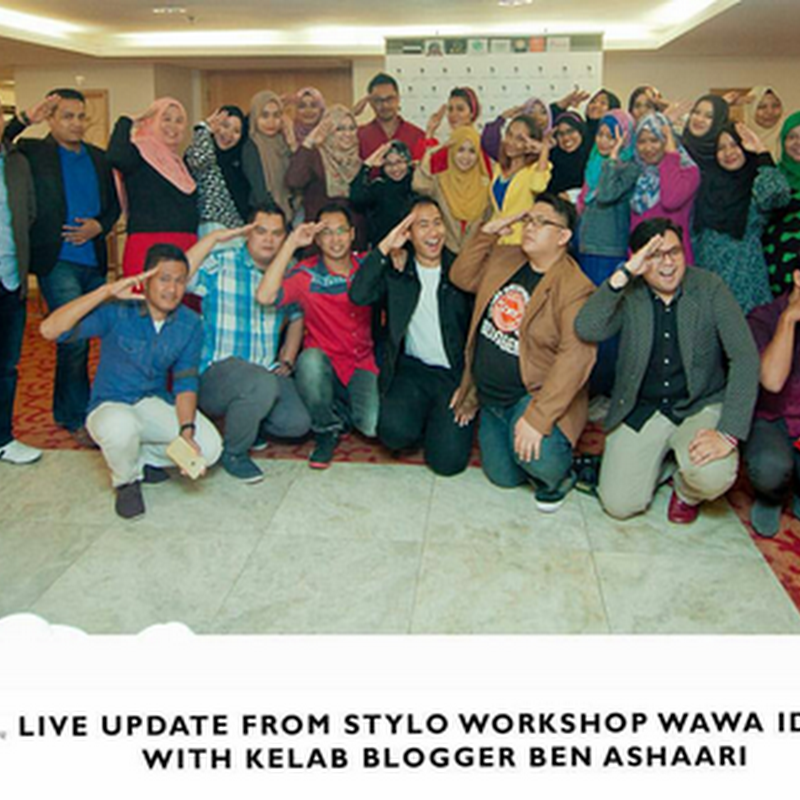 Style Workshop Bersama WAWA IDRIS