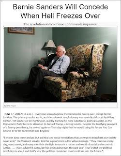 20160617_0918 Bernie Sanders Will Concede When Hell Freezes Over (vanityfair).jpg
