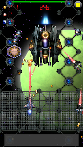 Galaxy Patrol - Space Shooter apkpoly screenshots 3