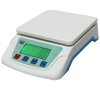 Cân tiểu ly điện tử TS200 - 5kg x 0.1g