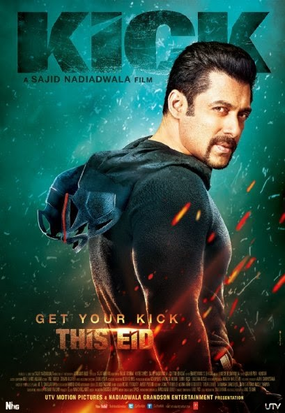 Cover of Kick (2014) Hindi Movie Mp3 Songs Free Download Listen Online at Alldownloads4u.Com