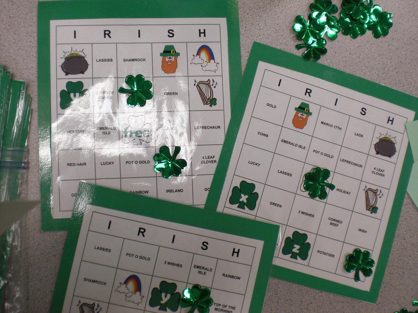 Patties Classroom Leprechauns And St Patrick S Day