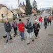 2016. február 09. (k) - Nyugdíjas túra a Visegrádi hegyeségben
