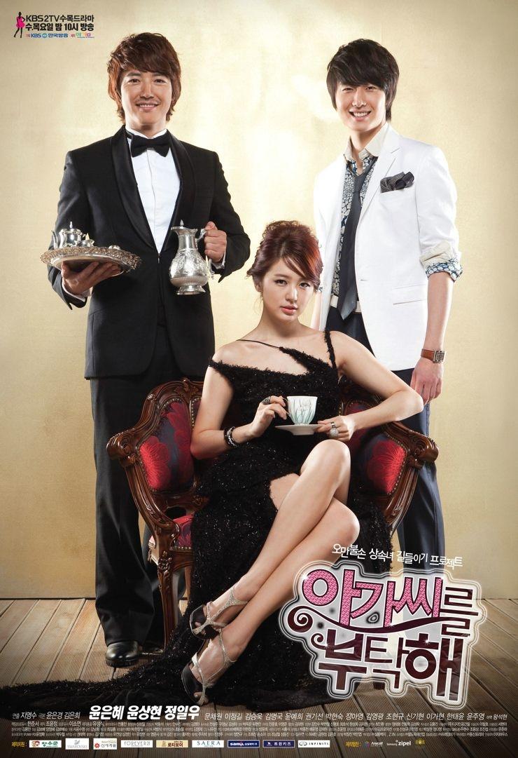 Chàng Quản Gia Của Tôi - Take Care Of The Young Lady (2009)
