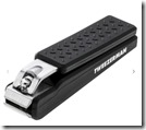 Tweezerman Precision Grip Toenail Clippers