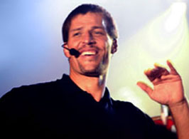 Pua Tony Robbins, Anthony Robbins