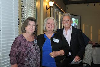 Photo: Virginia Casey Gumpp, Pam English Williams, Jim Williams