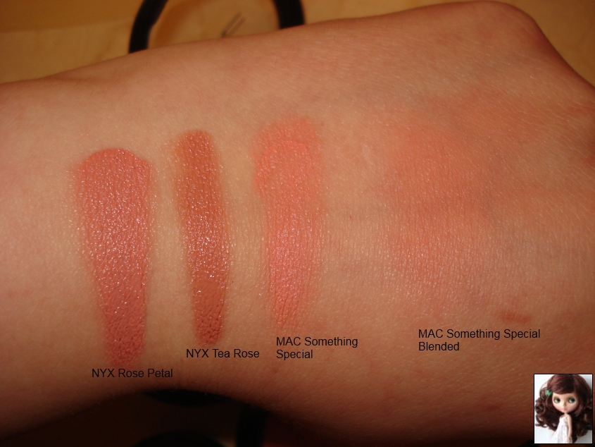 Productrater review mac something special cremeblend blush - Something special ...