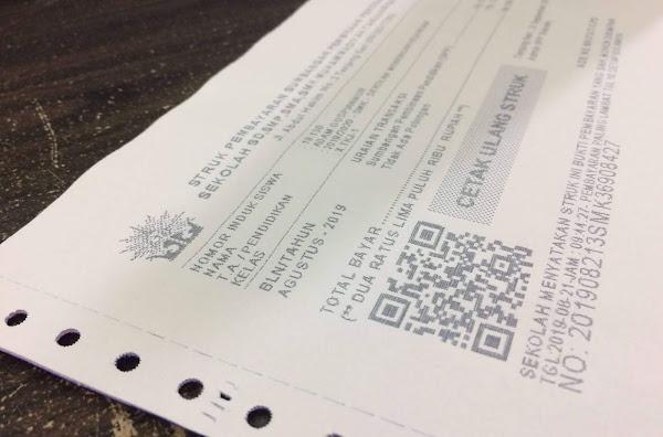 Cara Setting Cetak Printer Dot Matrix LX 300, LX-310 agar Kertas tidak Menggulung