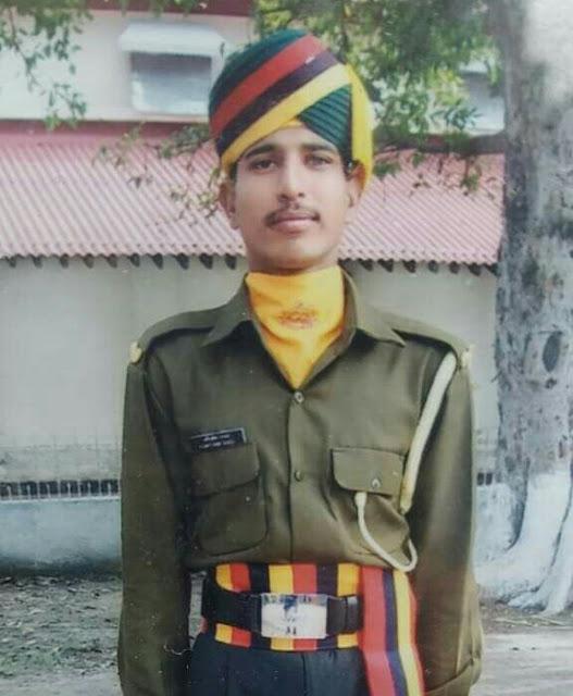 हमीरपुर जिला के 28 वर्षीय सेना के जवान की मौत क्षेत्र में शोक की लहर, पांच वर्ष पहले हुई थी शादी