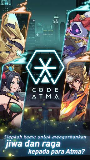 Code Atma: Indonesian Horror Idle RPG apkdebit screenshots 1
