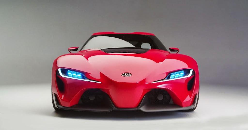 Toyota FT-1 Concept 11