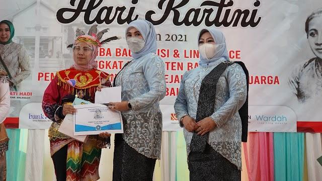 Pupuk Semangat Perjuangan Kartini untuk Perempuan di Balangan