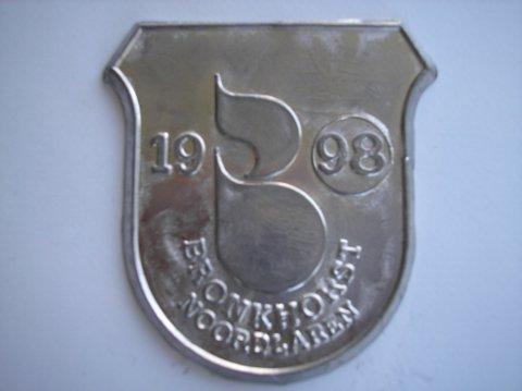 Naam: BronkhorstPlaats: NoordlarenJaartal: 1998