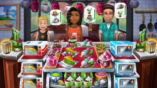 Télécharger Familles virtuelles: cuisiner mod apk screenshots 4