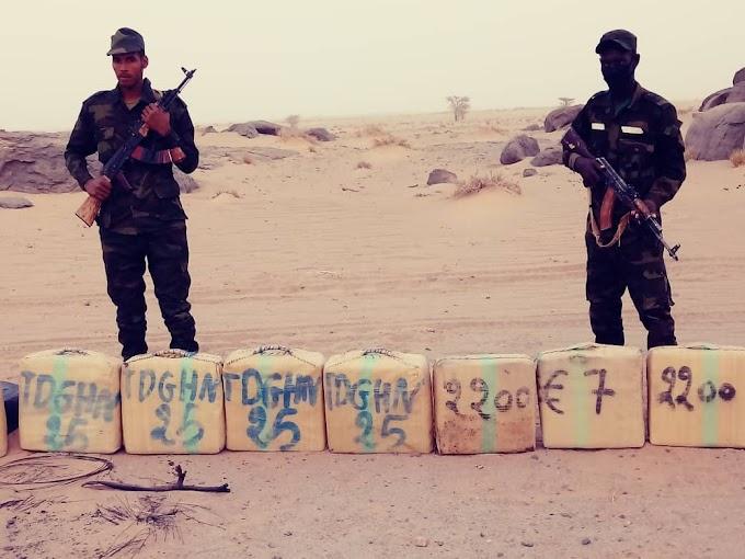 ⭕ Comunicado oficial de la Defensa Nacional Saharaui.