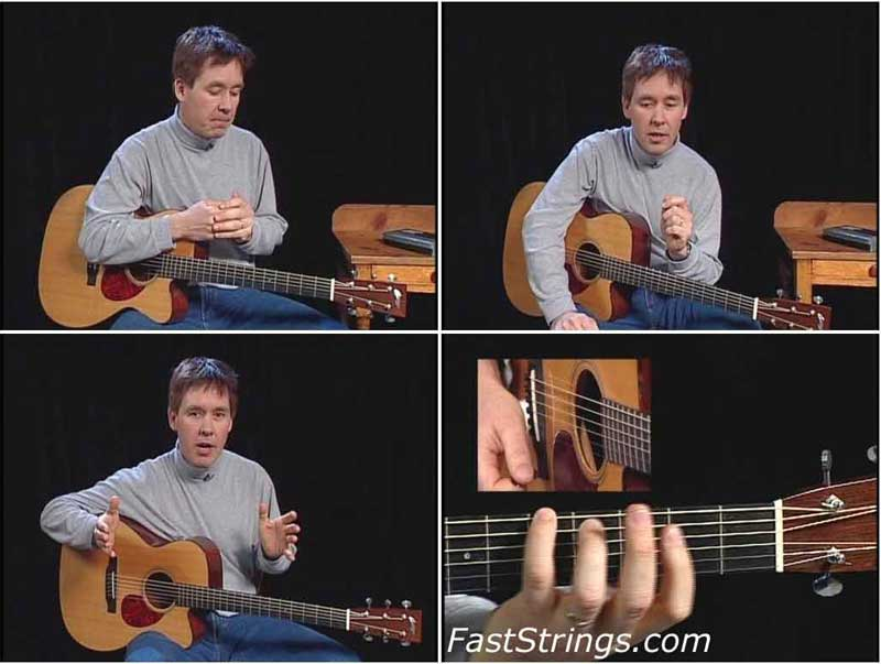 Peter Huttlinger - Guitarist's Guide to Better Practicing