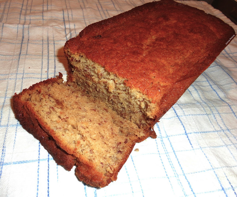 Best Moist Banana Bread 3
