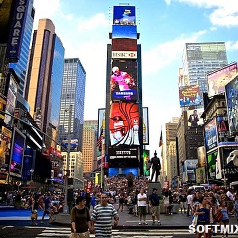 Забавные факты о жителях Нью-Йорка
