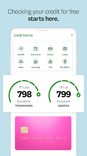 Credit Karma - Free Credit Scores & Reports screenshot 1
