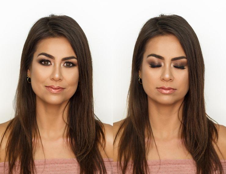 Maquiagem para ensaio de fotos (2)