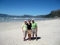 Muizenberg Beach - False Bay, Cape Town, South Africa