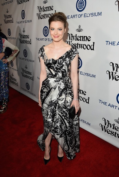 Gillian Jacobs attends The Art of Elysium 2016 HEAVEN Gala