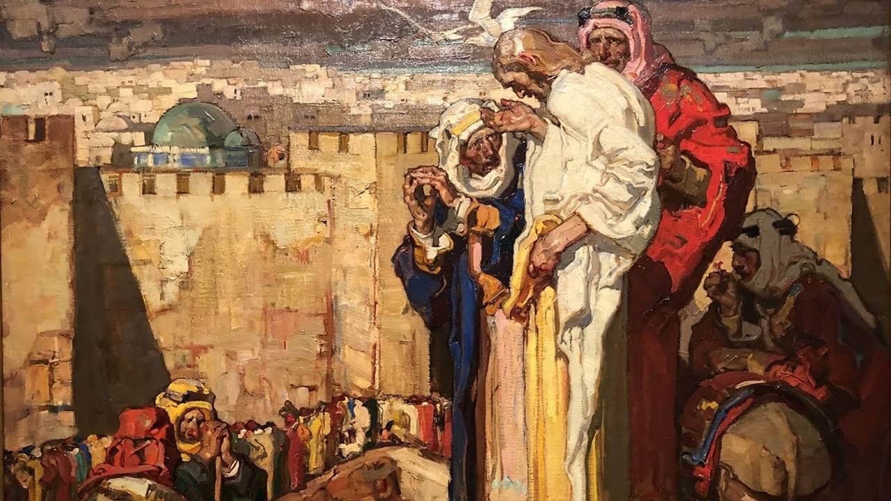 Đức Giêsu khóc (19.11.2020 – Thứ Năm Tuần 33 Thường niên)