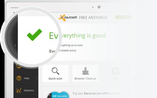 Avasst free antivirus 2014