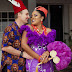 Oyinbo Man Rocks Isiagu And Agbada In Traditional Wedding Photos
