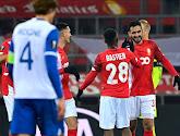 Le Standard de Liège y a cru jusqu'au bout et marque ses premiers points