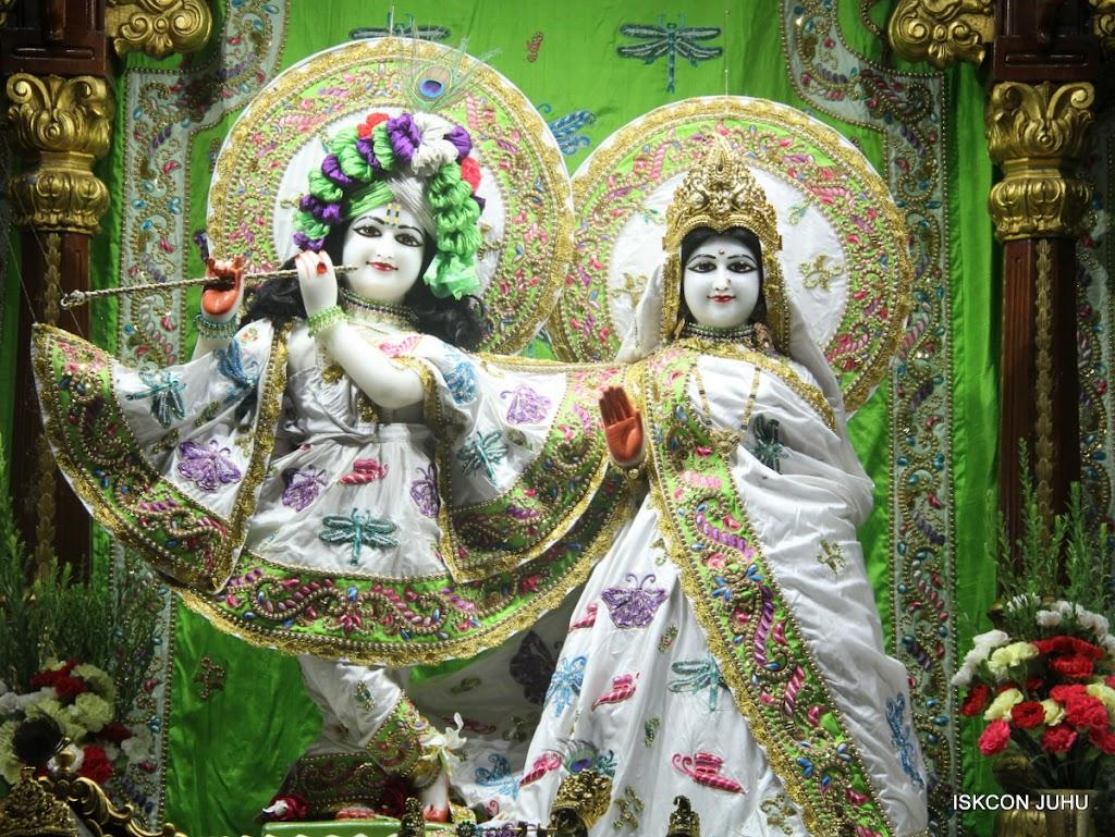ISKCON Juhu Mangal Deity Darshan on 26th June 2016 (28)