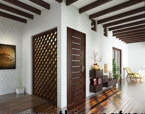 Cách chọn nội thất gỗ phù hợp cho nhà ở hiện đại-1