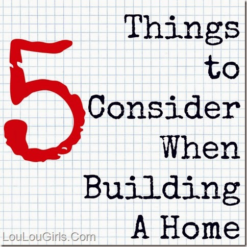 5-Things-To-Consider-When-building-A-Home