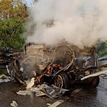 Cuatro personas mueren en accidente de tránsito