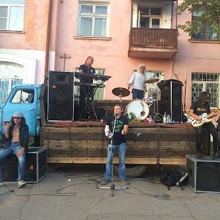 Аттракцион Воронова, Байкал,  Гастроли 2014 (8)