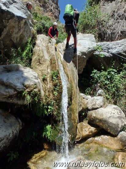 Barranco de Lentegí