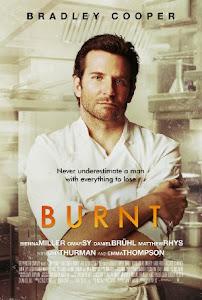 Burnt Poster